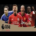 Premier league hall of fame nominees announced