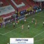 Charlton 1-[1] Crewe - Owen Dale 67'
