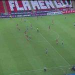 Flamengo 2 - [1] Unión La Caera - Sebastián Sáez 57'