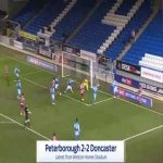 Peterborough 2-[2] Doncaster - Taylor Richards 59'