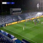 Real Madrid [1] - 1 Chelsea - Karim Benzema 29'