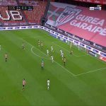 Athletic Bilbao 1-0 Valladolid - Jon Morcillo 14'