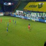 Rizespor 0-3 Besiktas - Rachid Ghezzal 75'