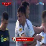 GKS Jastrzębie 0-1 GKS Tychy - Kamil Szymura 41' (Polish I liga)