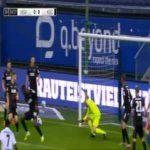 Hamburger SV 1-0 Karlsruhe - Simon Terodde 56'