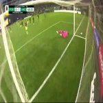 Portland Timbers 0-[1] America-MEX - Martinez penalty 44'