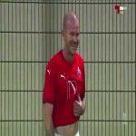 Aron Einar Gunnarsson (Al Arabi) great freekick goal