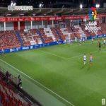 Lugo 1-0 Real Zaragoza - Manuel Barreiro 44'