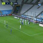 Marseille 0-1 Strasbourg - Stefan Mitrovic 74'