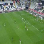 Besiktas 3-0 Hatayspor - Cyle Larin 14'