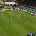 Dortmund 1-0 Holstein Kiel - Giovanni Reyna 16'