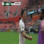 Houston Dynamo 0-1 Los Angeles FC - Corey Baird 55'
