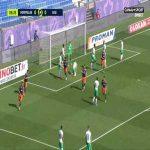 Montpellier 1-0 Saint-Étienne - Andy Delort 6'