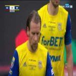 Raków Częstochowa [1]-1 Arka Gdynia - Ivi López 81' (Polish Cup final)