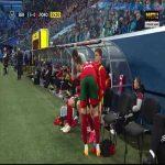 Zenit 5-[1] Lokomotiv Moscow - Francois Kamano 56'