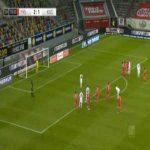 Dusseldorf 2-[2] Karlsruhe - Marvin Wanitzek penalty 79'