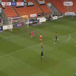 Blackpool 1-0 Doncaster - Ellis Simms 22'
