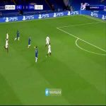 Chelsea chance 66'