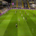 Farense 2-[2] Vitória de Guimarães - Ricardo Quaresma 90'+1' (not a trivela)