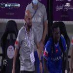 Al Shabab 0 - [1] Al Hilal — Bafétimbi Gomis 3' — (Saudi Pro League - Round 26)