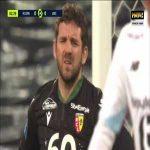 Lens 0-1 Lille - Burak Yilmaz pen. 4'