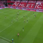 Athletic Club 1-0 Osasuna - Jon Morcillo 1'