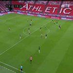 Athletic Club 1-0 Osasuna - Jon Morcillo 1'