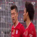 Bayern Munich [6] - 0 Borussia M'gladbach - Leroy Sane 85'