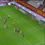 Galatasaray [2]-1 Besiktas - Radamel Falcao pen. 45'