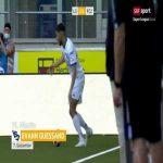 FC Lausanne [2] - 2 FC Zürich - Evann Guessand 75' (great goal)