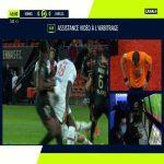 Rennes 0-1 PSG - Neymar penalty 45'+6'