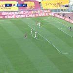 Roma 1-0 Crotone - Borja Mayoral 47'