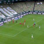 Betis 1-0 Granada - Borja Iglesias 39'