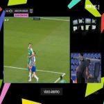 FC Porto 1-0 Farense - Mehdi Taremi penalty 6'