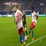 Hamburger SV 2-0 Nurnberg - Bakery Jatta 37'