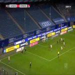 Hamburger SV [3]-1 Nurnberg - Simon Terodde 45'+2'
