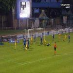 Stade Briochin [1]-1 Villefranche - Benjamin Brou Angoua 57'
