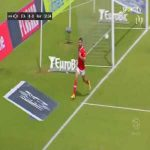 Santa Clara 1-0 Rio Ave - Carlos Carvalho 52'