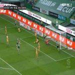 Sporting 1-0 Boavista - Paulinho 36'