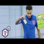 UK: Jesse Lingard vs. #PokemonTCG​ Kick Up Challenge