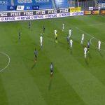 Atalanta 1-0 Benevento - Luis Muriel 22'