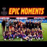 FC Barcelona Femení - Road to Women's Champions League Final