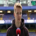 """Martin Odegaard says this is an opportunity for Arsenal to prove themselves against Chelsea and also talks about his motivation with his future in doubt at Real Madrid: """"You never know what's going to happen."""""""