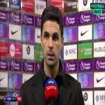 "Mikel Arteta has made clear that his Arsenal players have shown they they give everything for the team: ""Nothing is broken, you can see the spirit, it wasn't like this in the press and I was so annoyed at that."""