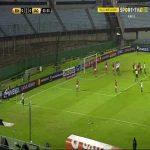 Rentistas 0-1 Sao Paulo - Luis Orejuela 4'
