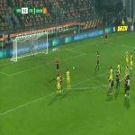 Adrian Semper (Chievo) penalty save against Venezia 120'+1'