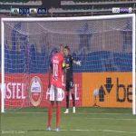 Bolivar 0-1 Jorge Wilstermann - Serginho penalty 6'