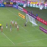 Fluminense [1]-1 Santa Fe - Fred 60'