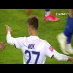 HNK Hajduk Split 4 - 0 Gorica - Great goal by Hajduk's 18 year old, Stipe Biuk