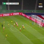 RB Leipzig 0-1 Dortmund - Jadon Sancho 5'